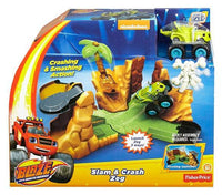 Fisher Price - Blaze Área De Boxes