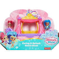 Fisher Price - Shimmer & Shine Góndola Mágica