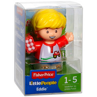 Fisher Price - Little People Figuras