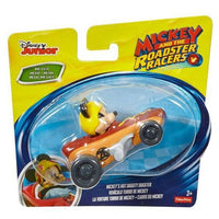 Fisher Price - Mickey Vehículos De Metal