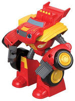 Fisher Price - Blaze Robots Transformables