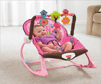 Fisher Price - Silla Mecedora Crece Conmigo A