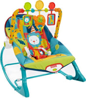 Fisher Price - Silla Mecedora Crece Conmigo B