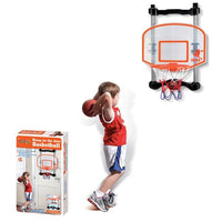Aro De Basketball Para Pared Regulable C/Tanteador. Musica Y