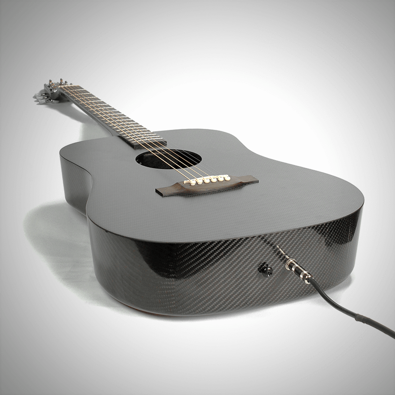 Klos Carbon Fiber Acoustic Guitars Built To Survive Harsh Conditions