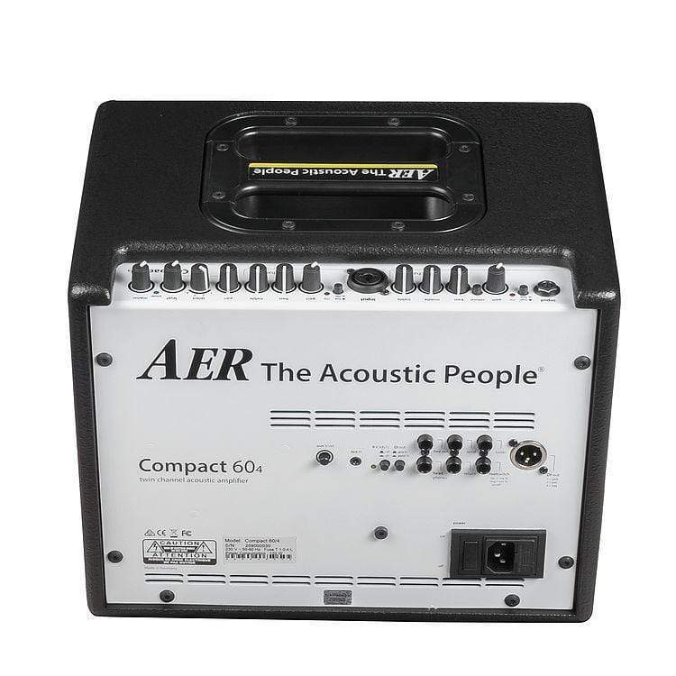 AER Compact -60/4 60W Acoustic Combo Amplifier
