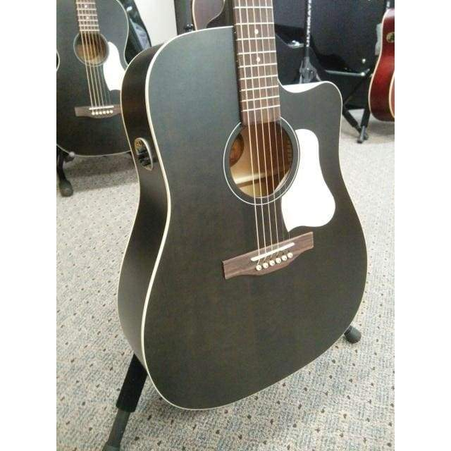 ART & LUTHERIE ACOUSTIC GUITARS Default ART & LUTHERIE AMERICANA CW DREADNOUGHT FADED BLACK