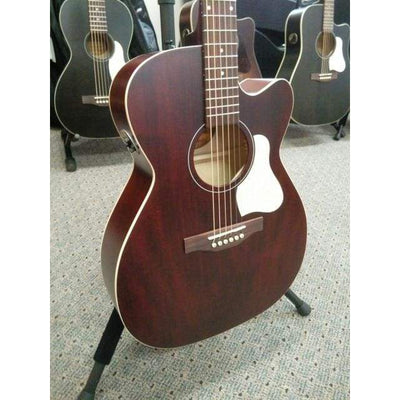 ART & LUTHERIE GUITARS - ACOUSTIC GUITARS Default ART & LUTHERIE LEGACY CW CONCERT HALL TENNESSEE RED
