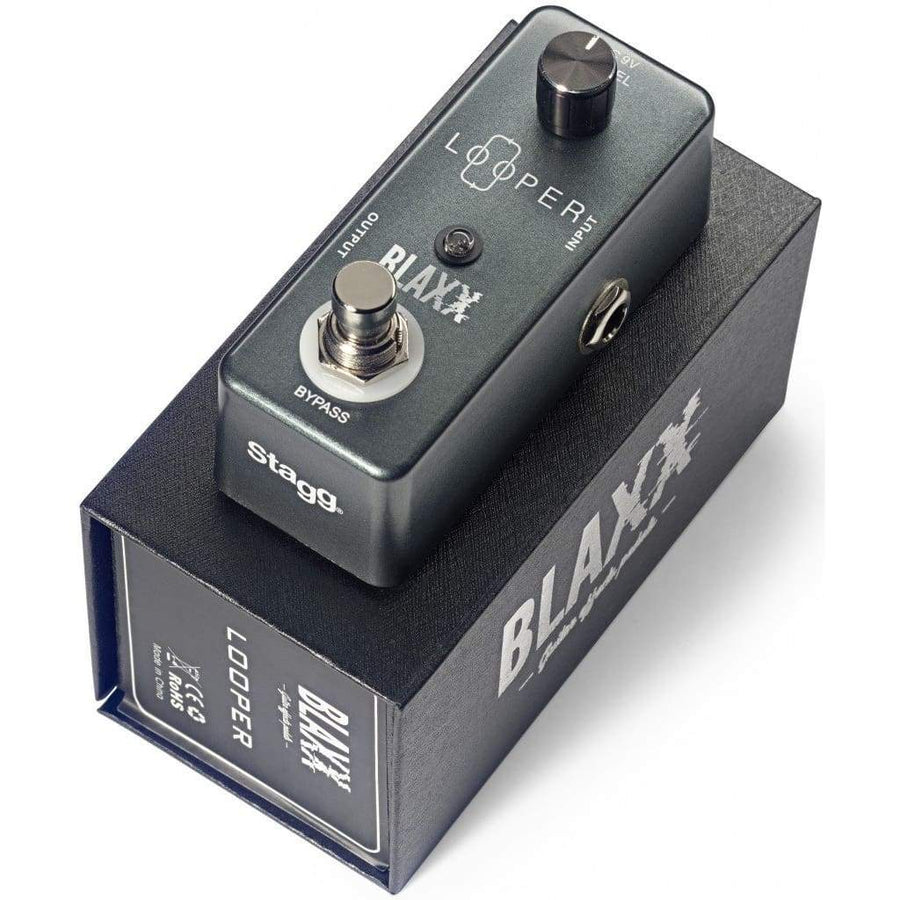 Blaxx EFFECTS PEDALS BLAXX looper pedal
