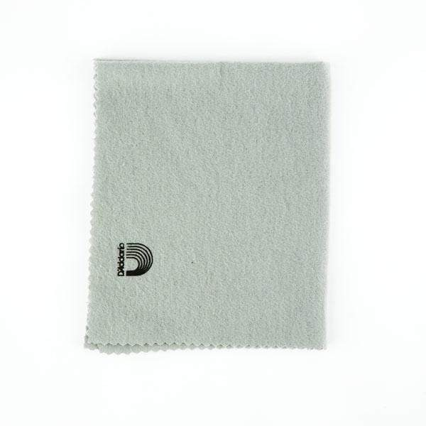 D'ADDARIO ACCESSORIES - POLISH CLOTH Default D'Addario Pre-Treated Polish Cloth