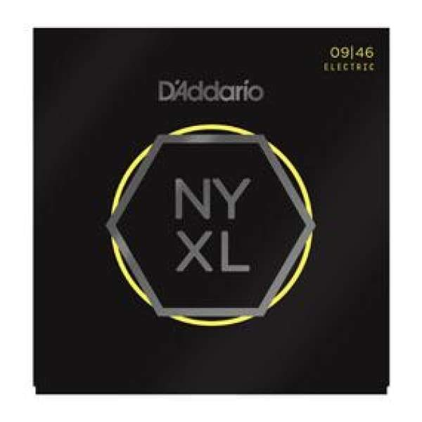 D'ADDARIO STRINGS - ELECTRIC GUITAR STRINGS Default D'ADDARIO NYXL 1046 3 PACK