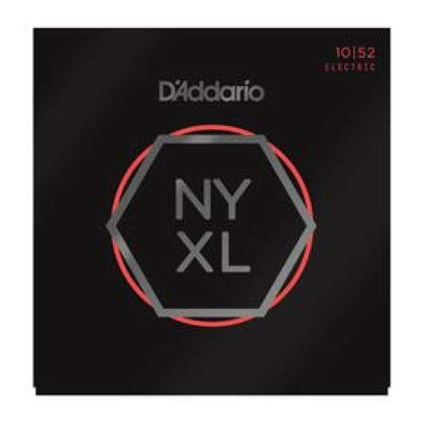 D'ADDARIO STRINGS - ELECTRIC GUITAR STRINGS Default D'ADDARIO NYXL 1052