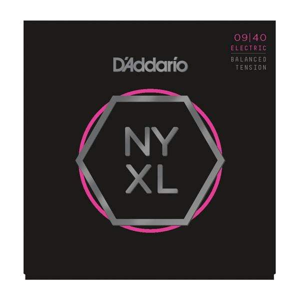 D'ADDARIO STRINGS - ELECTRIC GUITAR STRINGS Default D'ADDARIO NYXL0940BT Nickel Wound, Balanced Tension Super Light, 09-40