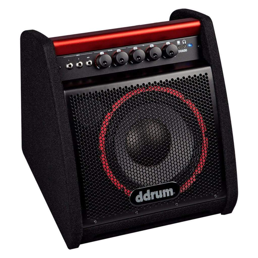 DDRUM AMPS Default DDRUM 50 WATT ELECTRONIC PERCUSSION AMP