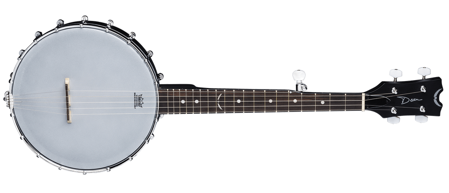 Dean BANJO Default Backwoods Mini Travel Banjo