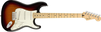 FENDER GUITARS - ELECTRIC GUITARS 3-Color Sunburst Fender Player Stratocaster