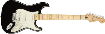 FENDER GUITARS - ELECTRIC GUITARS Black Fender Player Stratocaster
