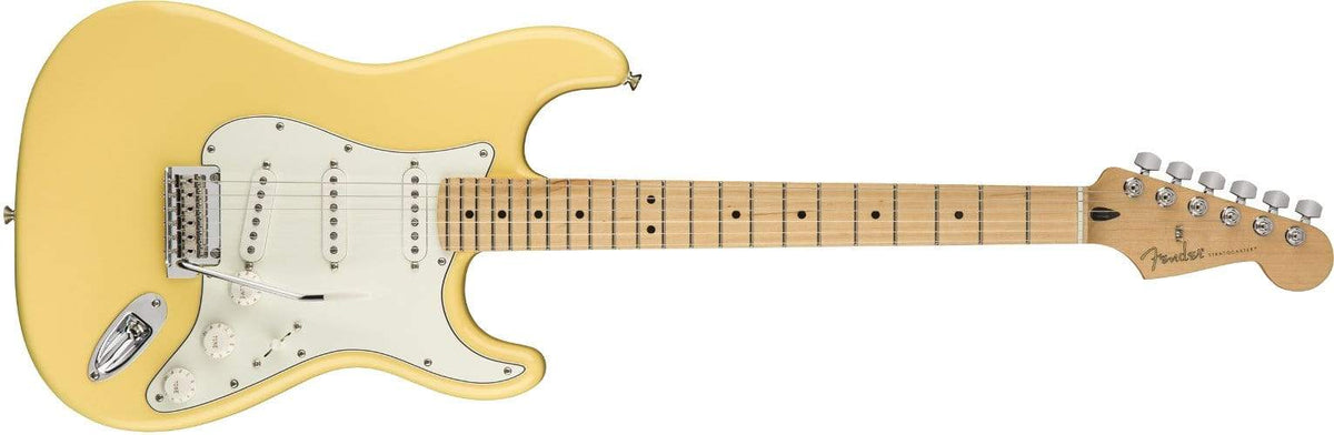 FENDER GUITARS - ELECTRIC GUITARS Buttercream Fender Player Stratocaster