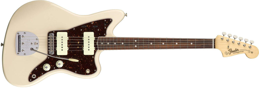 Fender GUITARS - ELECTRIC GUITARS Fender American Original '60s Jazzmaster Olympic White