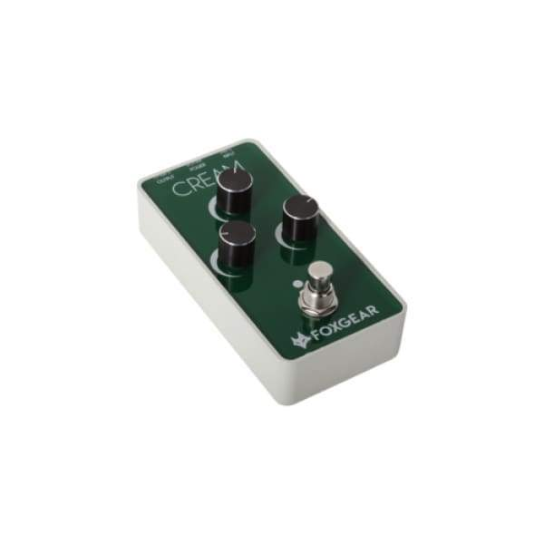 foxgear EFFECTS PEDALS Default FoxGear Cream Vintage Overdrive