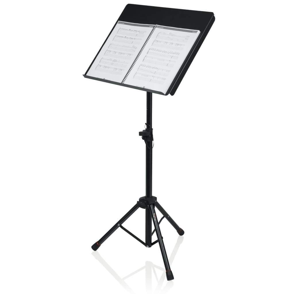 Gator ACCESSORIES - STANDS Default Gator Compact Adjustable Media Tray Stand