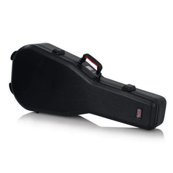 Gator CASES AND GIGBAGS Default Gator TSA GUITAR SERIES Acoustic Guitar Case