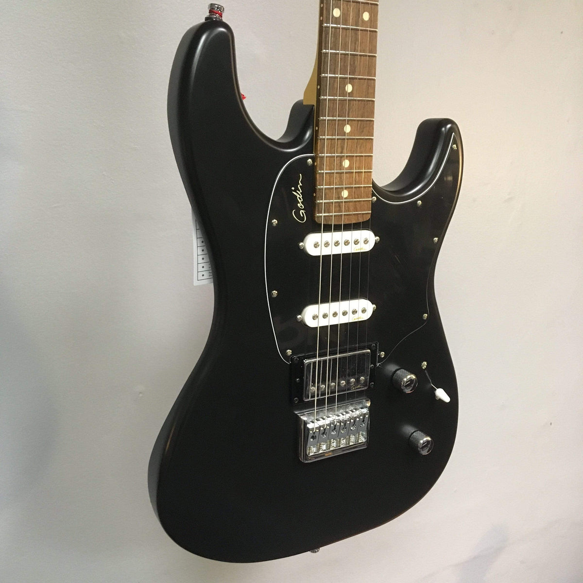 Godin Session HT Matte Black RN Factory 2nd