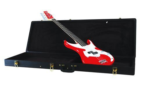Guardian Cases and Gigbags Guardian Bass guitar Hard Case