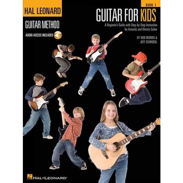 HAL LEONARD MUSIC BOOKS Default Guitar for Kids Hal Leonard Guitar Method