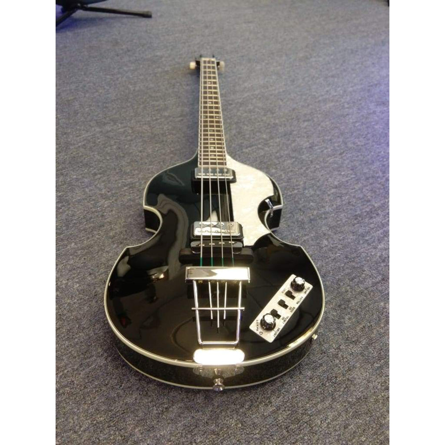 HOFNER BASSES - ELECTRIC BASS GUITARS Default Hofner Contemporary 500/1 Violin Bass - Black B STOCK