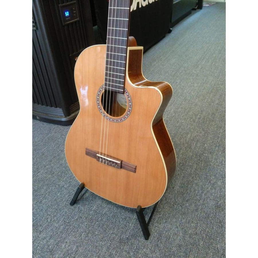 La Patrie ACOUSTIC GUITARS - NYLON STRING GUITARS Default La Patrie Concert CW QIT