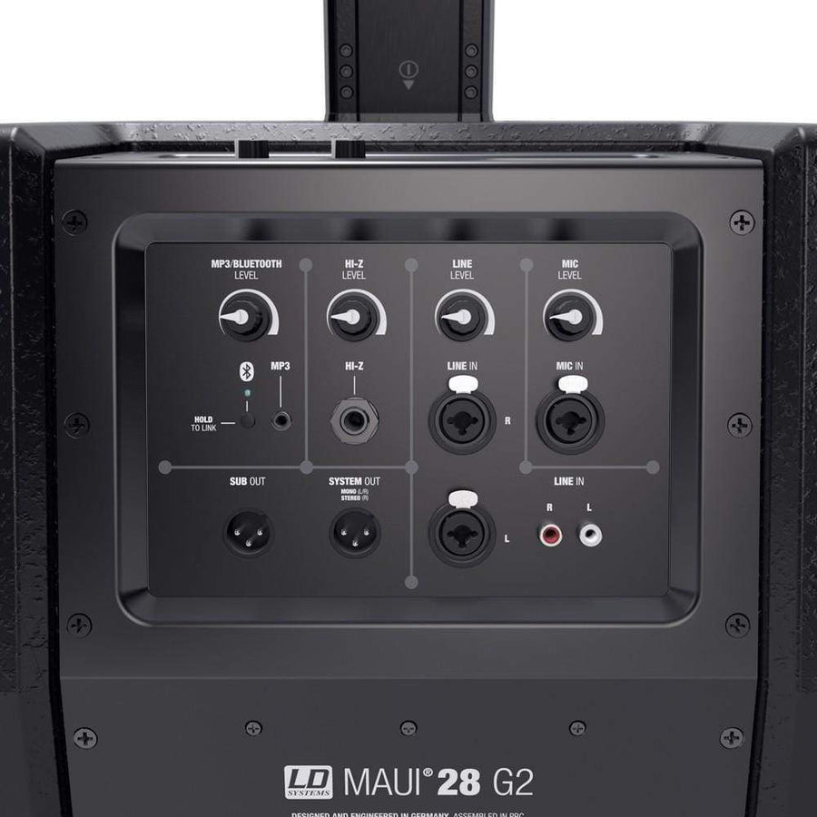 LD SYSTEMS Pro Audio Default LD Systems Maui 28 G2