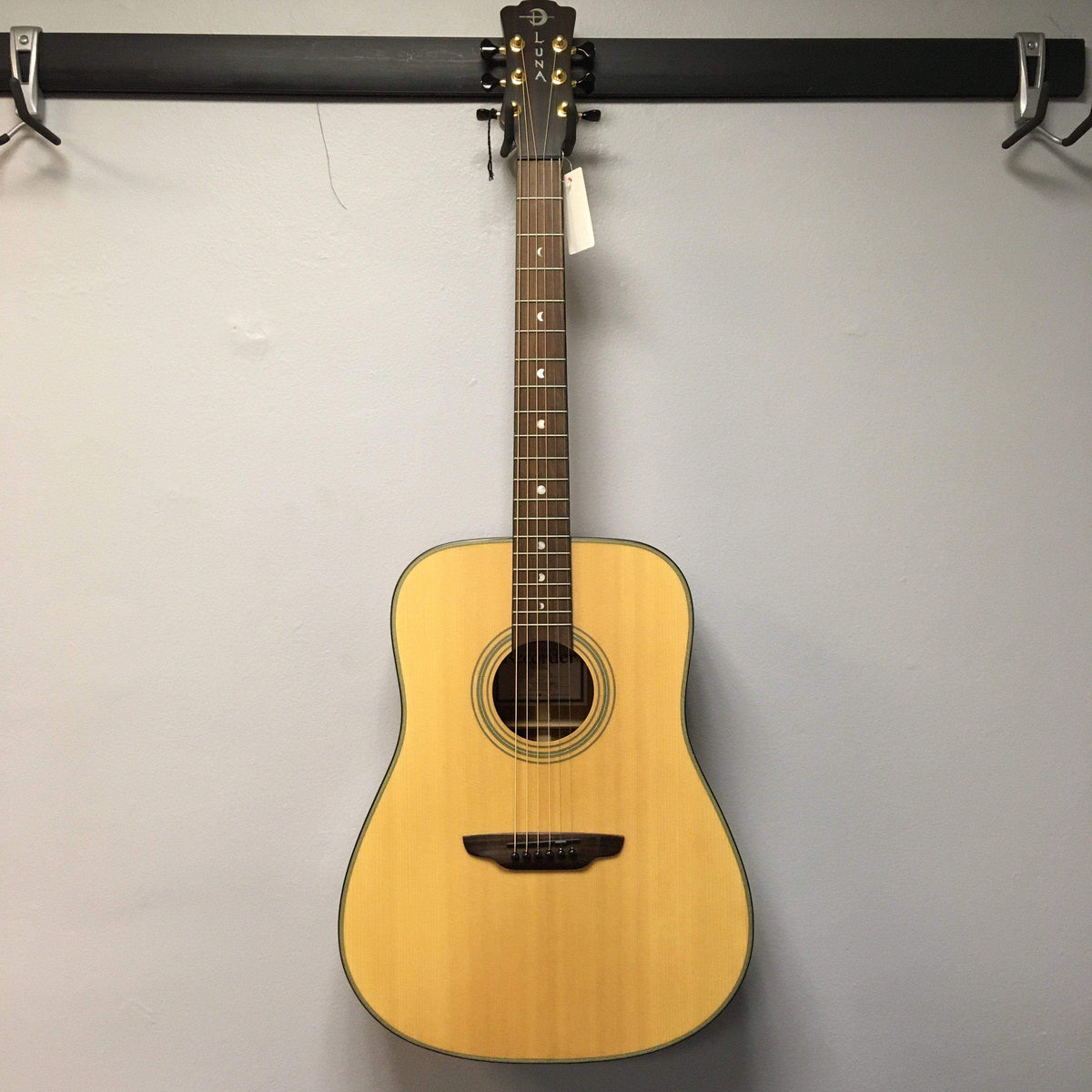 Luna ACOUSTIC GUITARS - ALL SOLID Default Luna Art Recorder Dreadnought - All Solid Wood