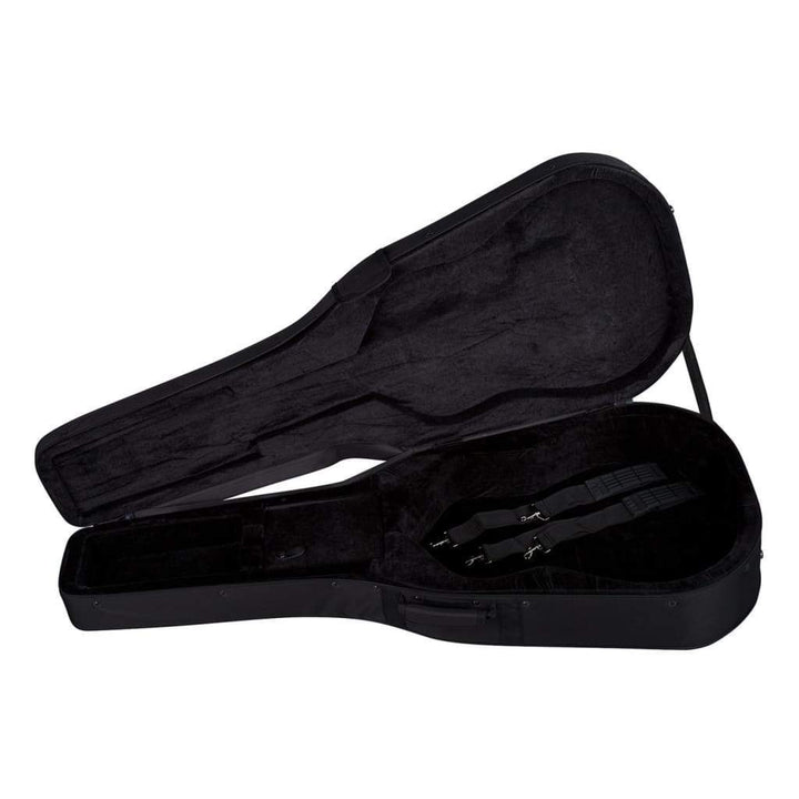 LUNA CASES AND GIGBAGS - ACOUSTIC GUITAR CASES Default LUNA LIGHTWEIGHT CASE - FOLK/PARLOR SERIES