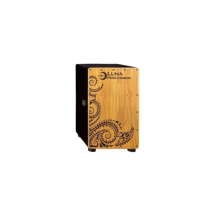 LUNA Percussion Default Luna Cajon - Satin Black