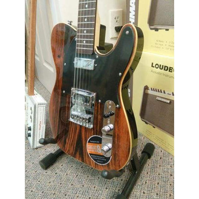 MICHAEL KELLY Guitars Michael Kelly 1955 Custom Collection Striped Ebony