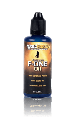 Music Nomad F-ONE Fretboard Oil - Cleaner & Conditioner 2oz
