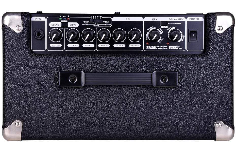 Nux Mighty 15SE 15-watt Digital Guitar Combo