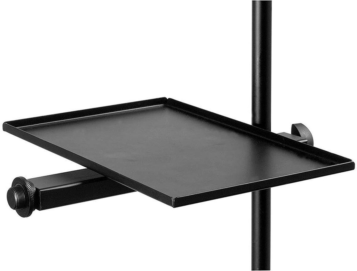On-Stage Stands U-mount Mic Stand Tray