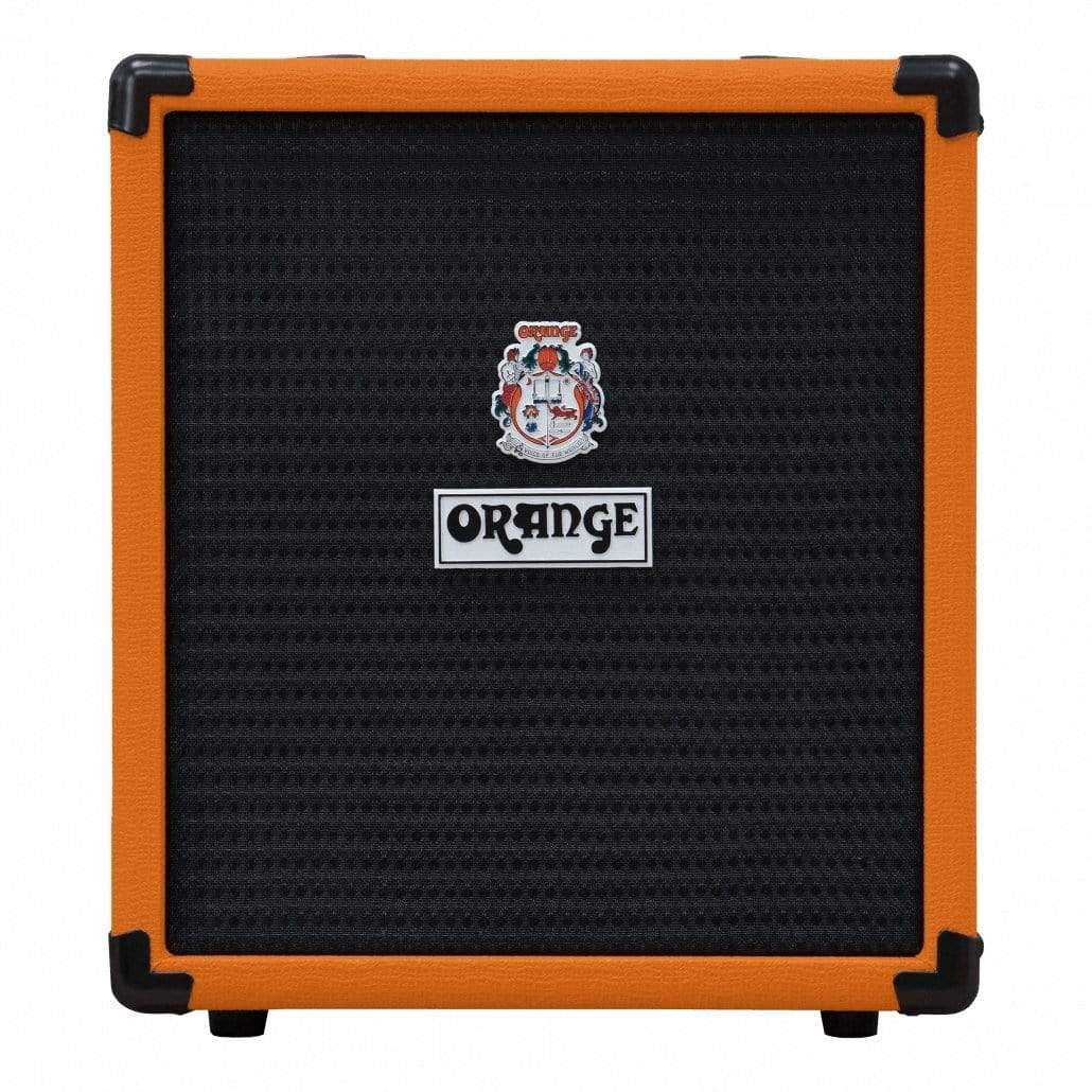 "Orange AMPS - BASS GUITAR AMPS Default Orange Crush Bass 25 - 1x8"" 25W Bass Combo"