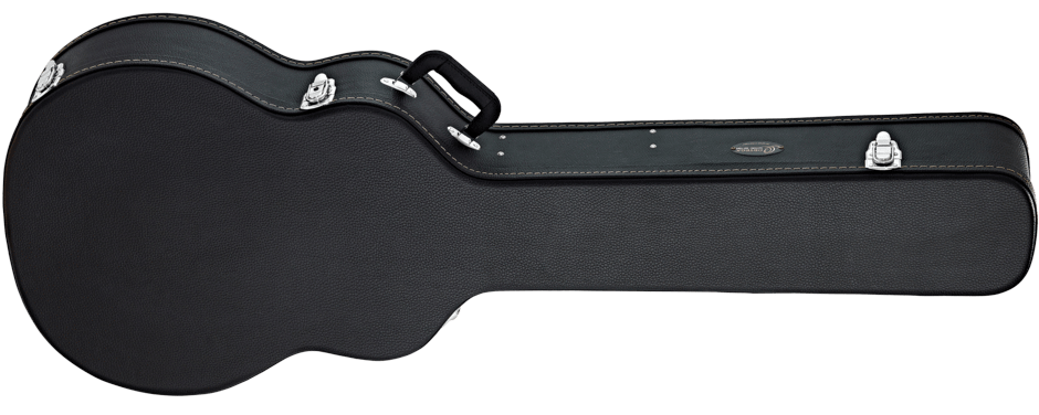Ortega Cases and Gigbags - Acoustic Bass Case Ortega Acoustic Bass Hard Case