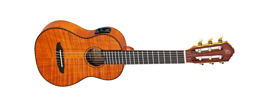 Ortega Guitarlele Timber Series RGLE18FMH
