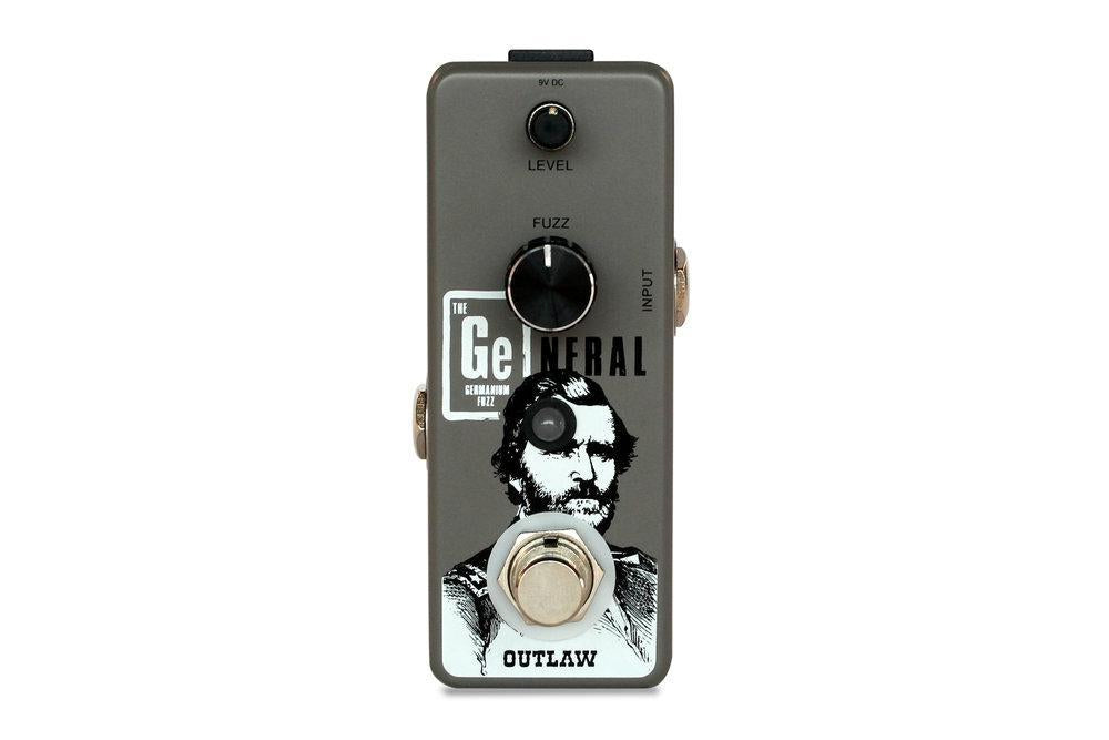 Outlaw EFFECTS PEDALS Outlaw Germanium Fuzz Guitar Pedal