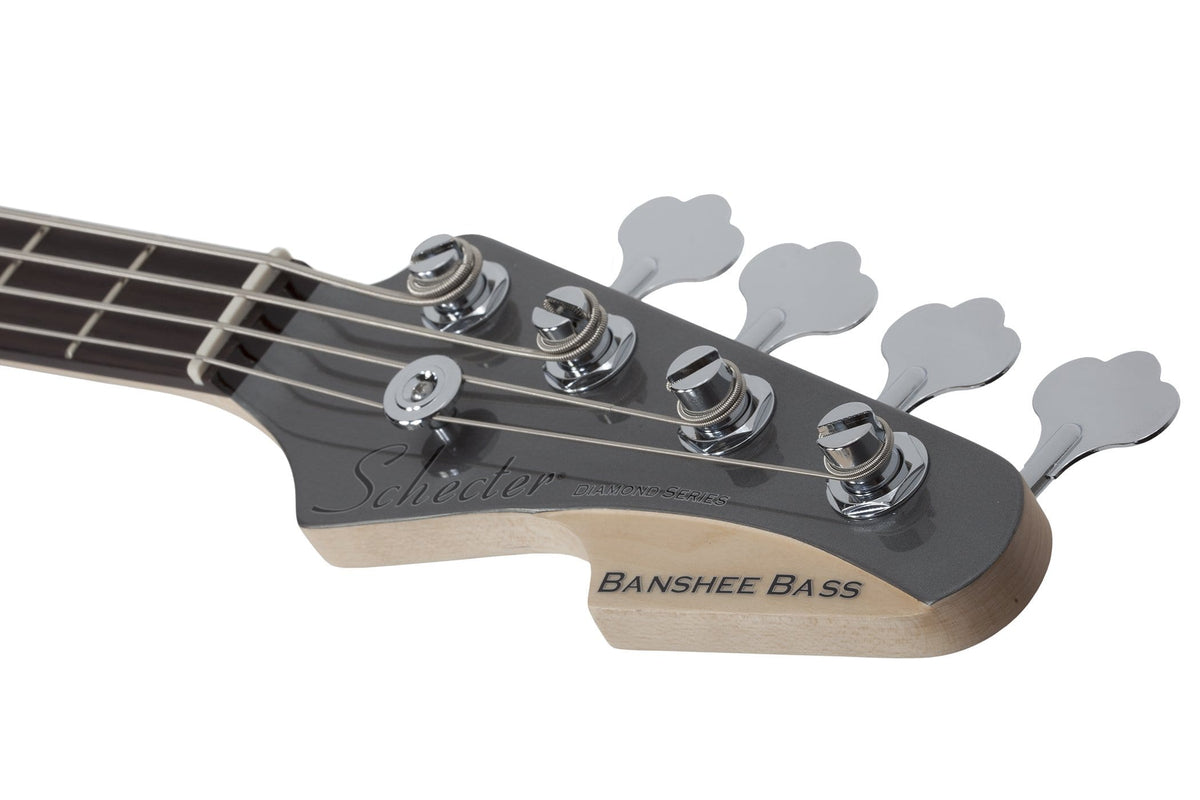 Schecter Banshee Bass Carbon Grey