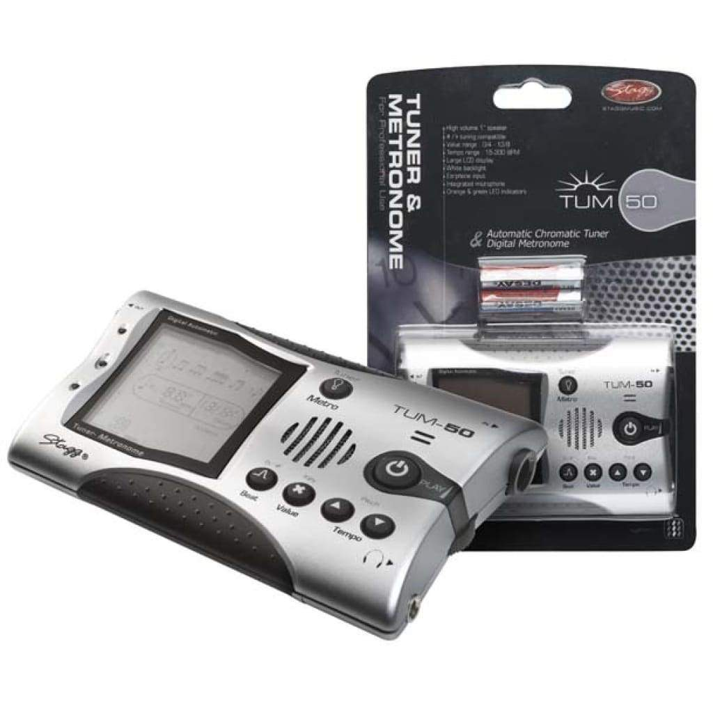 STAGG ACCESSORIES Default STAGG TUNER/METRONOME test
