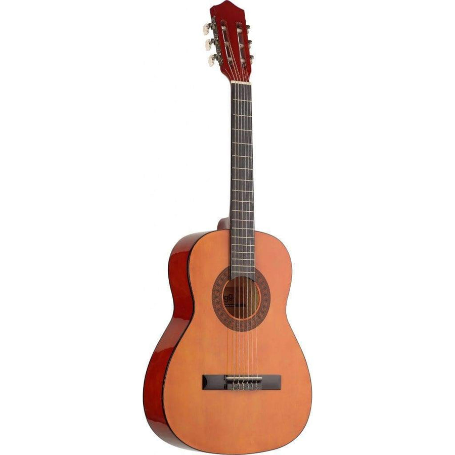 STAGG ACOUSTIC GUITARS - KID GUITARS ACOUSTIC STAGG 3/4 LINDEN CLASS.GUIT./NATURAL