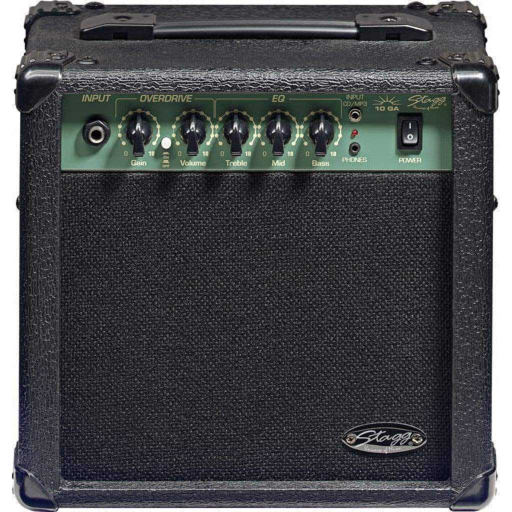 STAGG AMPS - ELECTRIC GUITAR AMPS Default STAGG 10 GA USA