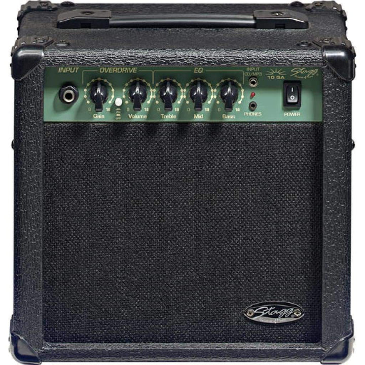 STAGG Amps Stagg 10 GA Practice amp for guitar
