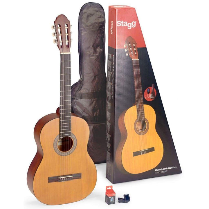 STAGG GUITARS Default Stagg Classical Guitar C440  M Natural