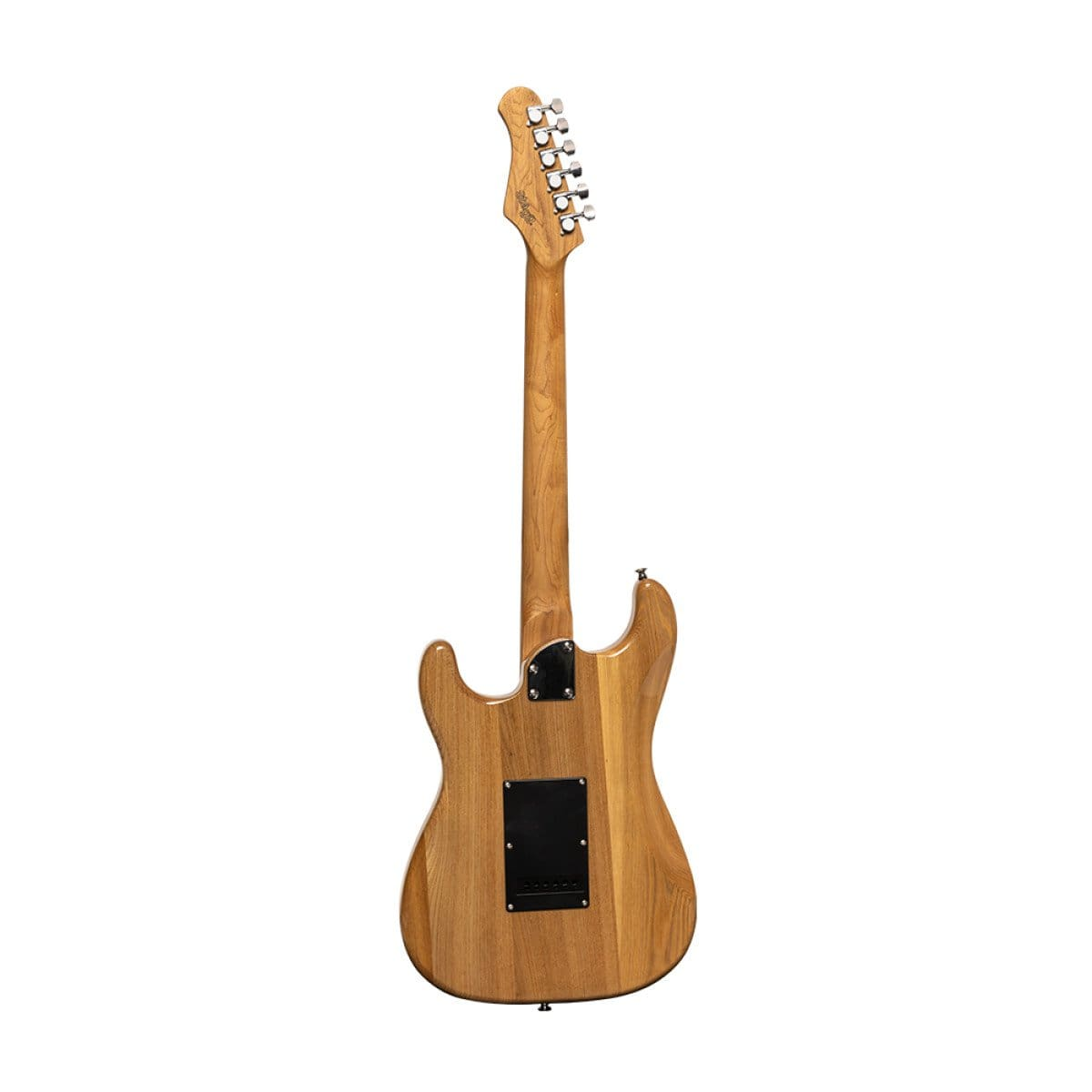 Stagg SES-60 Natural S Style Solid Alder